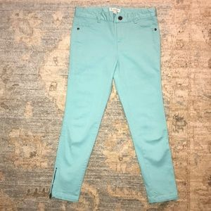 Tucker and Tate girls colored skinny jeans